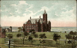 John Crouse College, Syracuse University