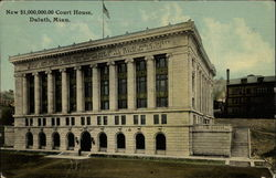 New $1,000,000.00 Court House