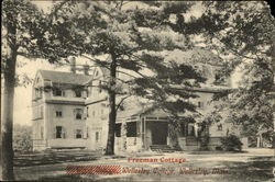Freeman Cottage, Wellesley College