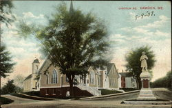 Lincoln Sq Postcard