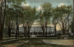 Marine Barracks Navy Yard