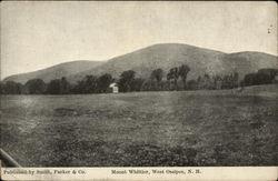 Mount Whittier