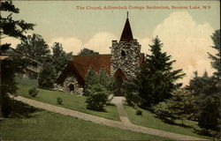 The Chapel, Adirondack Cottage Sanitarium