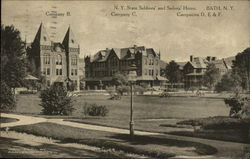 NY State Soldiers' and Sailors' Home