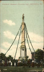 Confederate Monument - Decoration Day