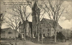 Mary Lyon Chapel and Administration Building, Mount Holyoke College