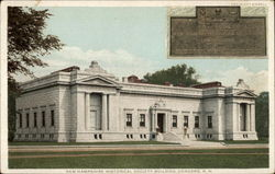 New Hampshire Historical Society Building