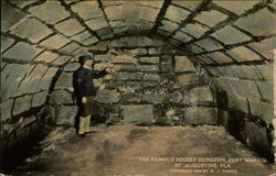 The Famous Secret Dungeon, Fort Marion