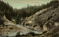The Old Man of Cow Creek Canyon