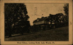 Hotel Clifton, Looking North