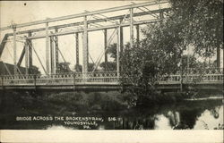 Bridge across the Brokenstraw