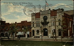Grand Opera House and Belknap Street