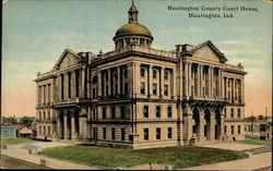 Huntington County Court House