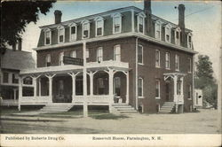 Roosevelt House