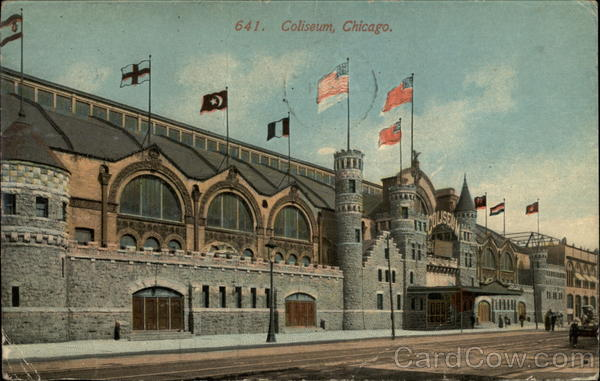 Coliseum Chicago Illinois