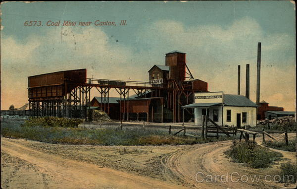 Coal Mine Canton Illinois