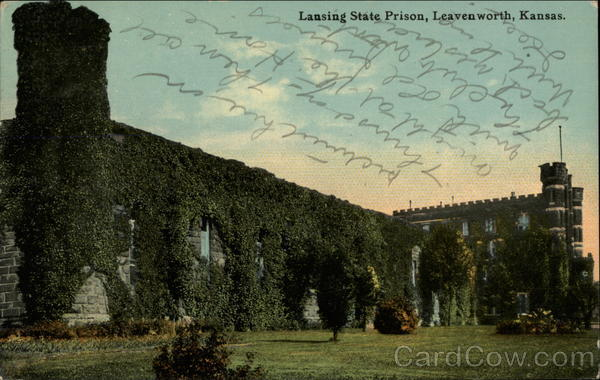 Lansing State Prison Leavenworth Kansas Prisons