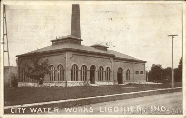 City Water Works Ligonier Indiana