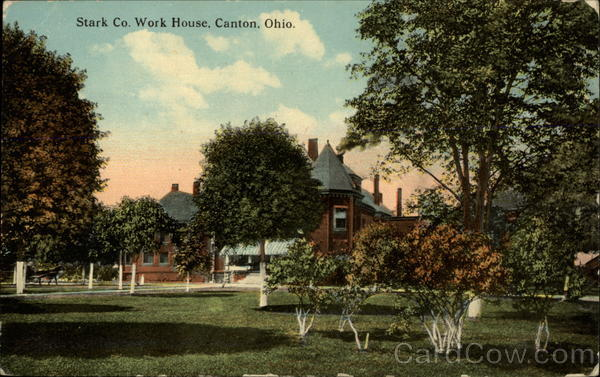 Stark Co. Work House Canton Ohio