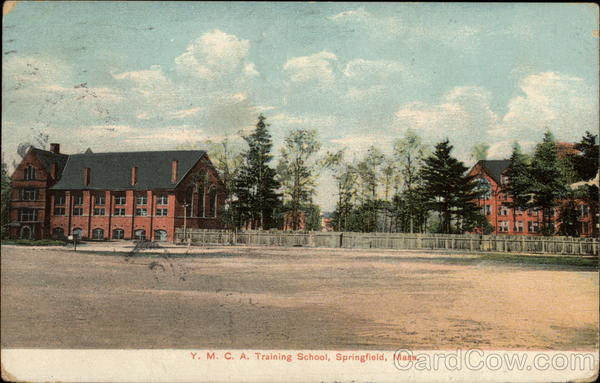 Y.M.C.A. Training School Springfield Massachusetts