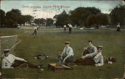 Tennis Grounds, Lincoln Park