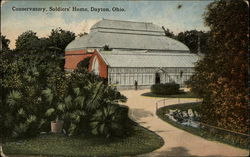 Conservatory, Soldiers' Home