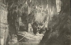 Collins Grotto - Caverns of Luray