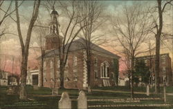 Christ Church, Alexandria, VA. Built in 1767. Where Geo. Washington was a vestryman