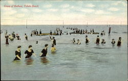 Group of Bathers, Toledo Beach