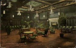 The Palm Room, Hotel Rainbow