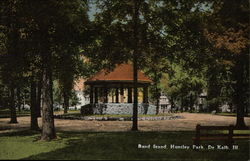 Band Stand, Huntley Park