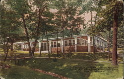 The Weidendale Administration Building, Young Mens Christian Assoc. Camp