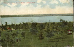 View of the Lake, Capital Beach