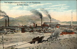 The Largest Customs Smelter in the Southwest