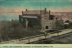 Armory and Gymnasium, University of Wisconsin