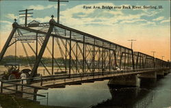 First Ave. Bridge over Rock River