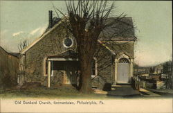 Old Dunkard Church, Germantown