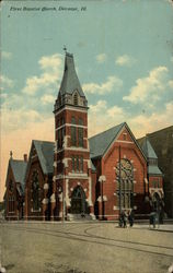 First Baptist Church, Decatur, ILL