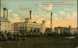 North Section of the Plant of Horlick's Malted Milk Company
