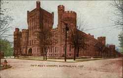 74th Regiment Armory