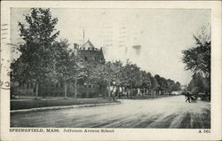Jefferson Avenue School