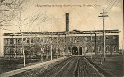Engineering Building, State University