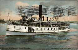 Steamer Michigonne