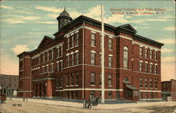 Manual Training and High School, Haddon Avenue