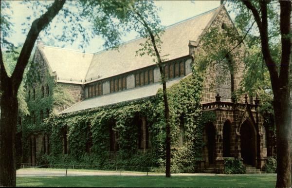What Is My Paypal Email >> Kirkpatrick Chapel, Rutgers University New Brunswick, NJ