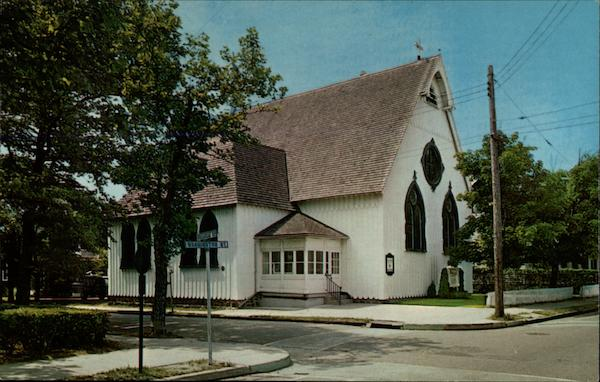 Episcopal Church Cape May New Jersey