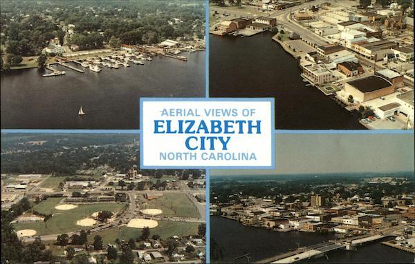 Elizabeth City Waterfront Restaurants