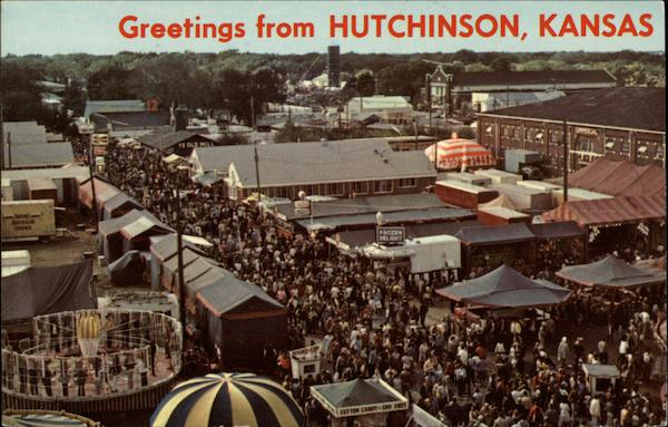 Kansas State Fair Midway Hutchinson Hutchinson Chamber of Commerce