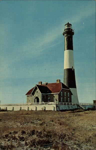 Fire Island Lighthouse - Robert Moses State Park New York