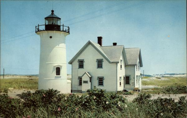 Race Point Lighhouse Provincetown Massachusetts